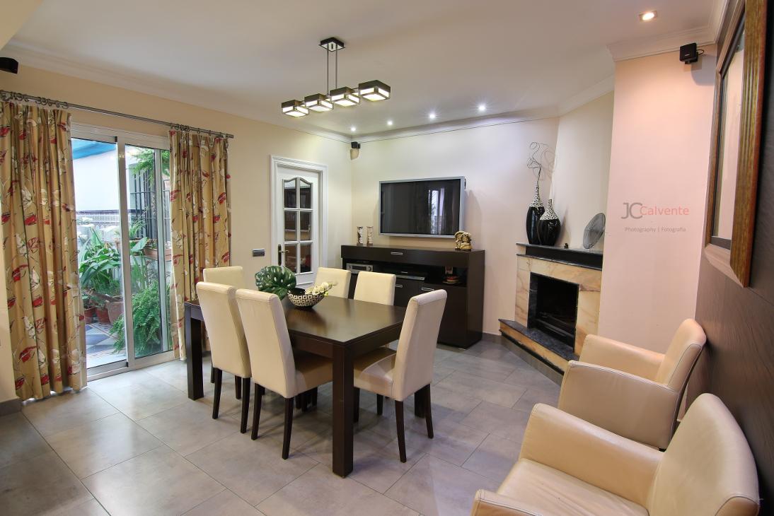 Fotografia marbella y costa del sol inmobiliaria for Modelos de casas interiores