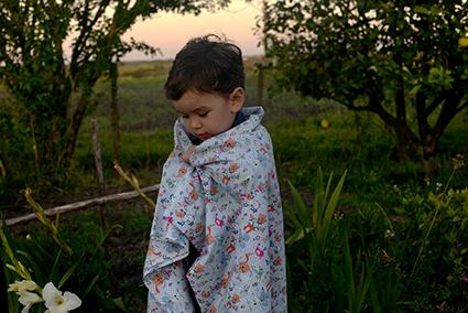 Rastros Rostros - María Mercedes Aldaz, Fotografía