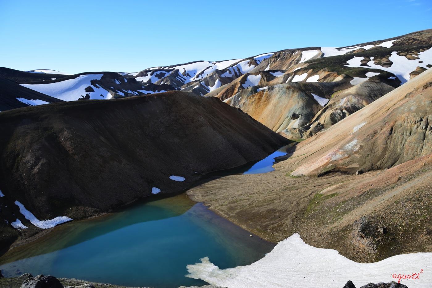 PAISATGES ISLANDIA - agusti lopez rodriguez i agusti meseguer altes, Fotografía entorn natural