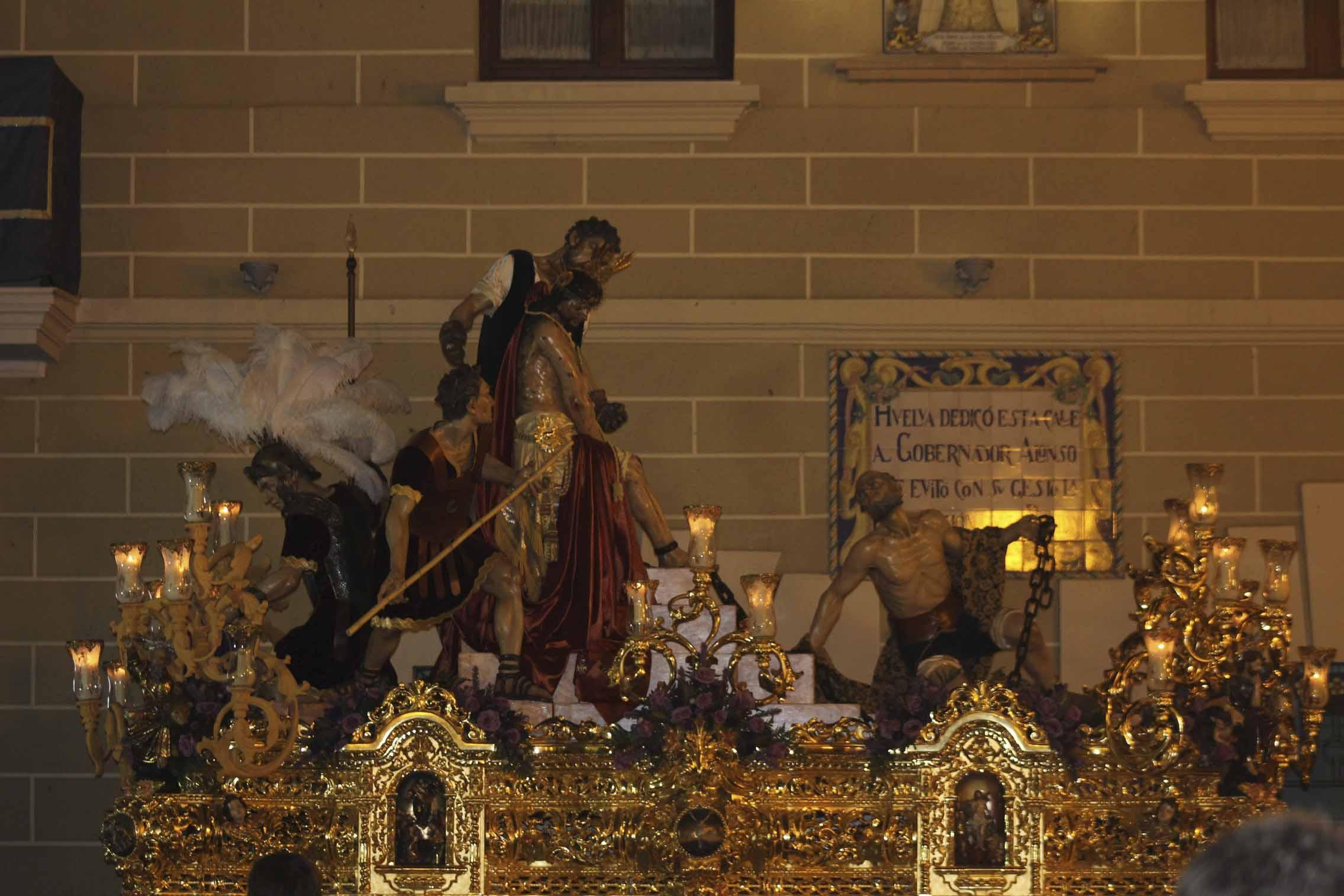 Accof en el Acto Misericordioso - ACCOF la Luz, Asociación Cultural Club Onubense de Fotografía la Luz