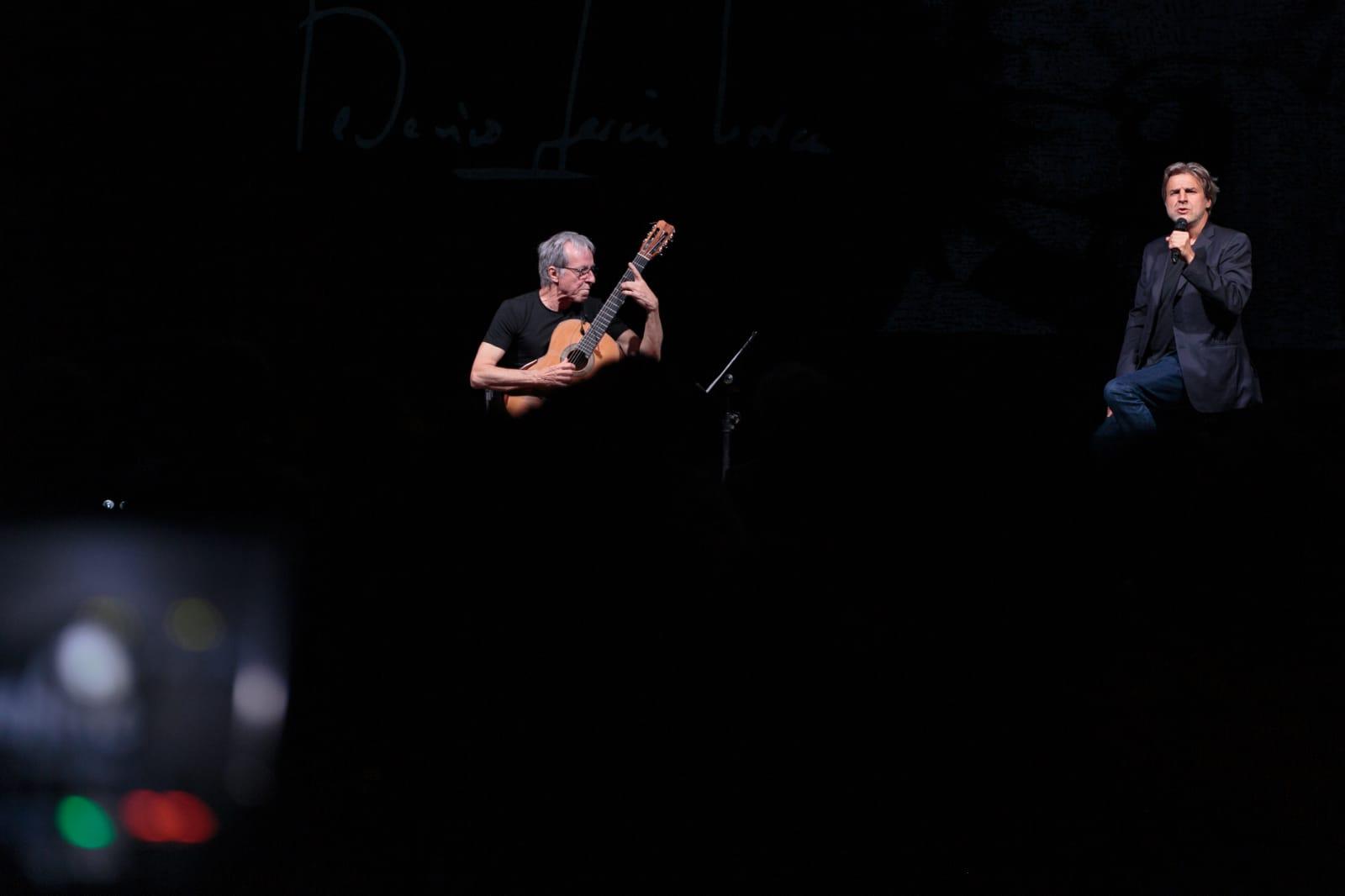 Amar - Alberto San Juan, Fernando Egozcue