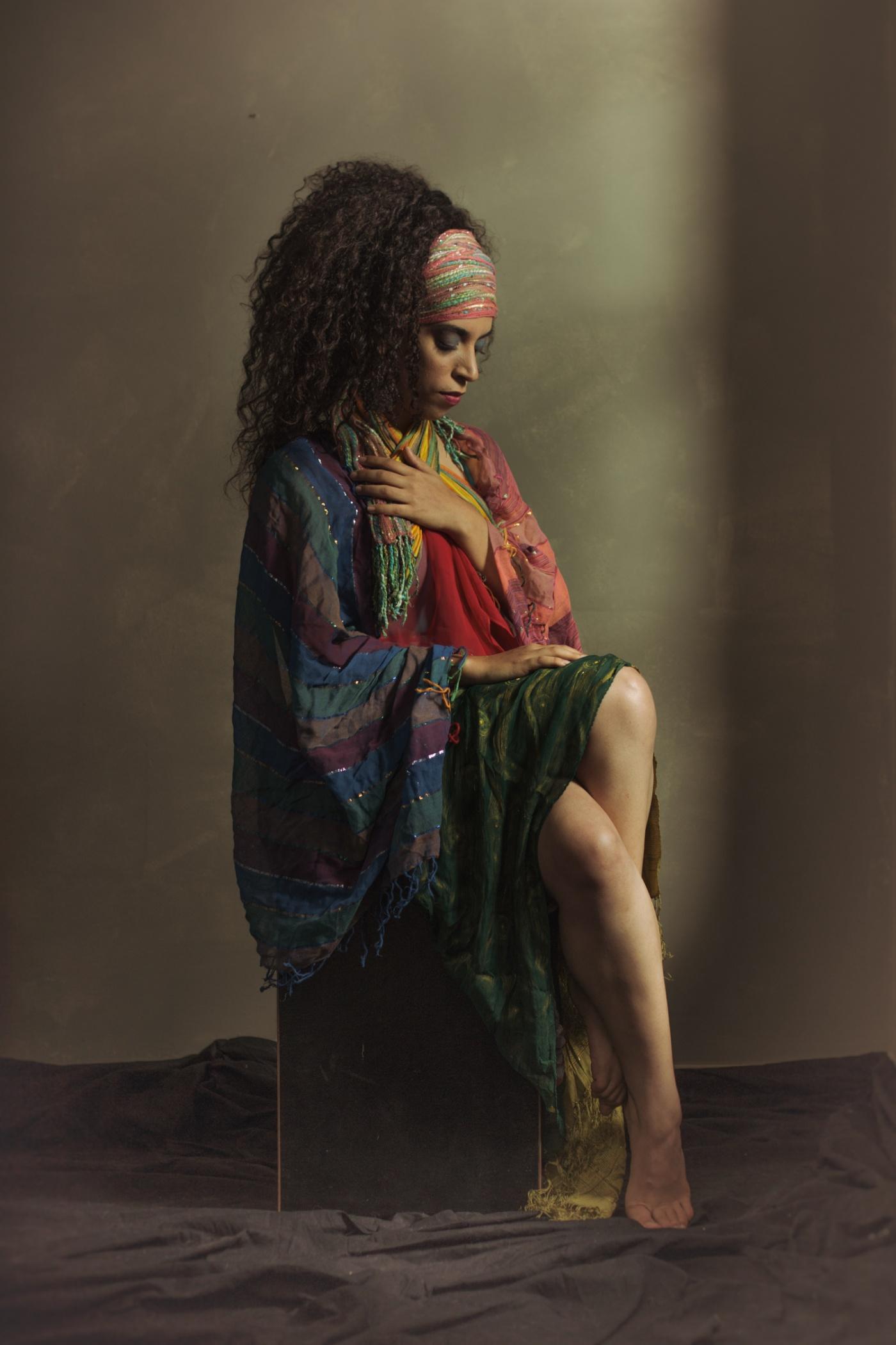 Retratos - Alejandro Coutinho, Fotografía