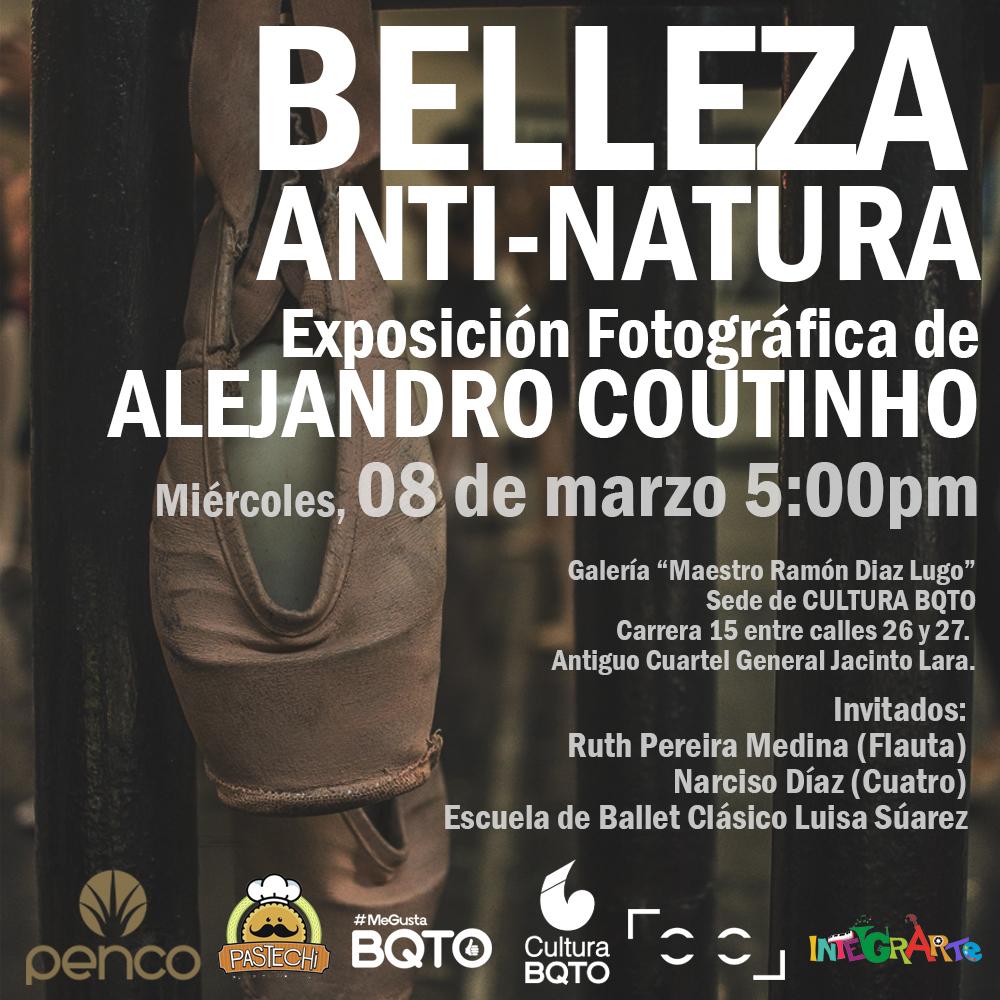 Exposiciones - Alejandro Coutinho, Photography