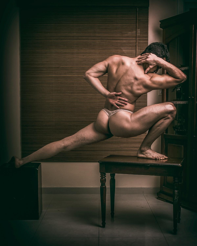 Corpus - Corpus. Fotografía desnudo artístico. Alejandro Coutinho
