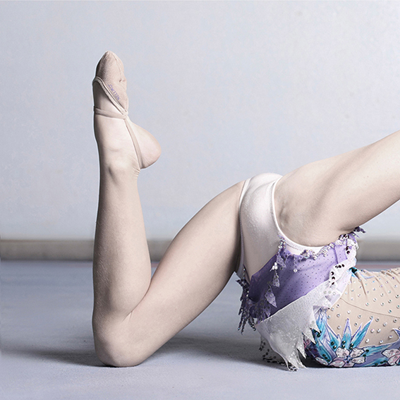 F-22 Raptor (2015) - Ana Frechilla fotografías de gimnastas