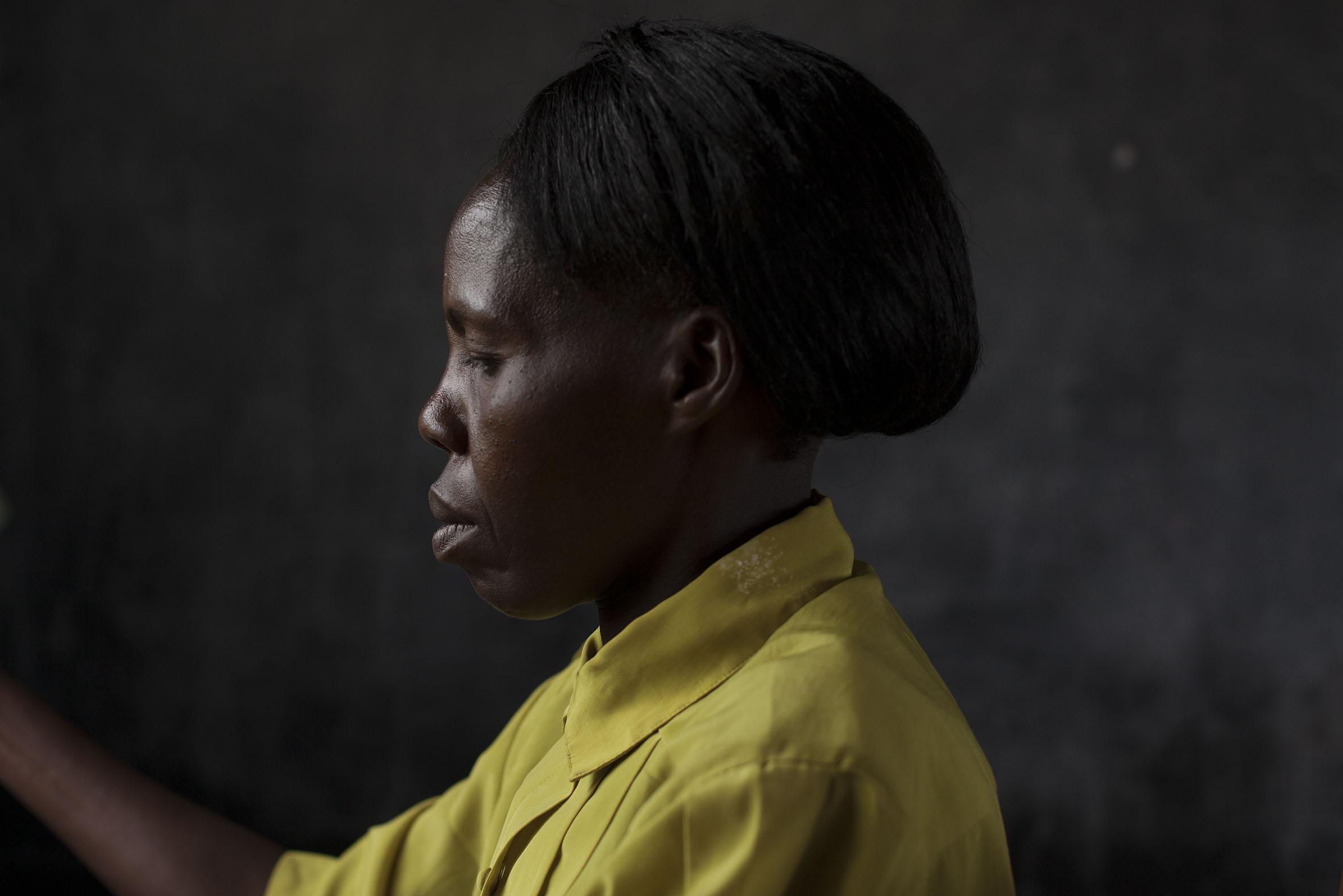 God Bless You!! (2014) - Ana Frechilla, proyecto fotográfico en Kenya