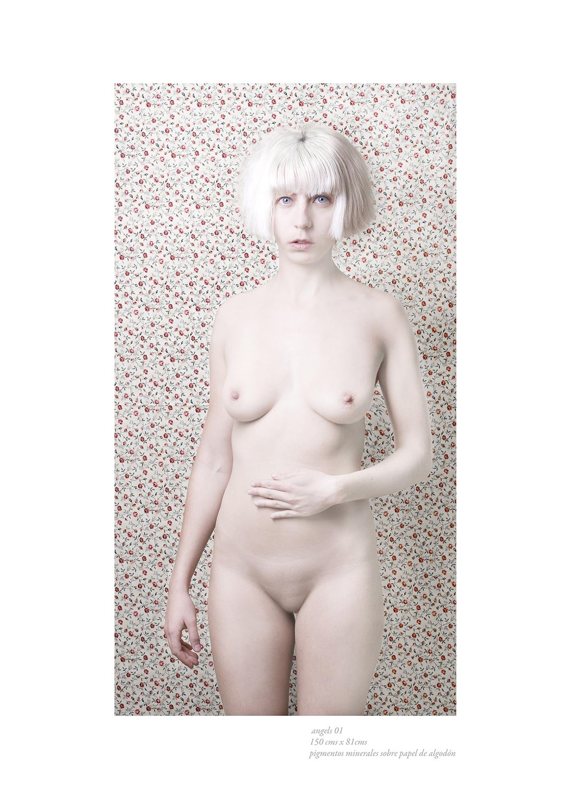 Ángeles (2009) - Ana Frechilla, proyecto fotográfico de retratos