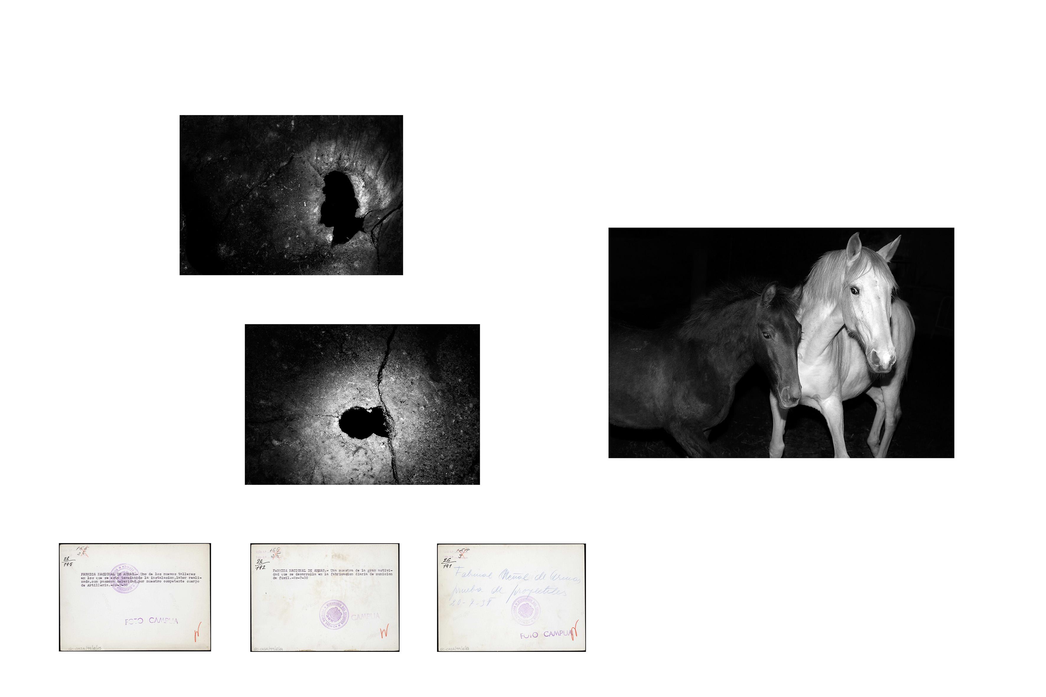 Niebla (2018) - Ana Frechilla, proyecto fotográfico