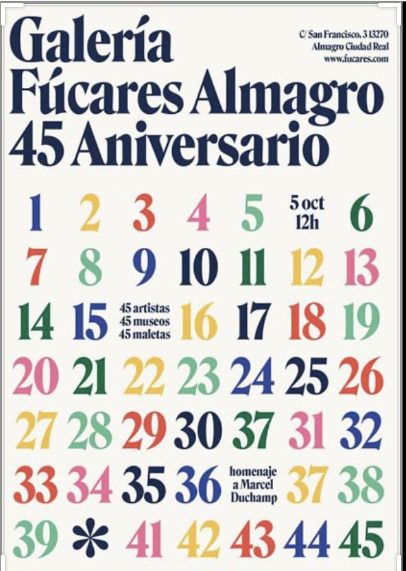 No matarás (Pieza para el 45 aniversario de la Galeria Fúcares - Ana Frechilla