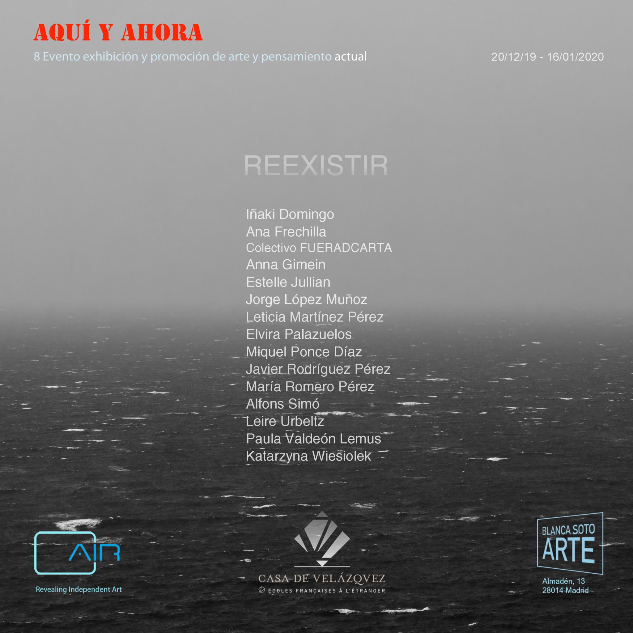 S/T 2019  - Ana Frechilla, Artes Visuales
