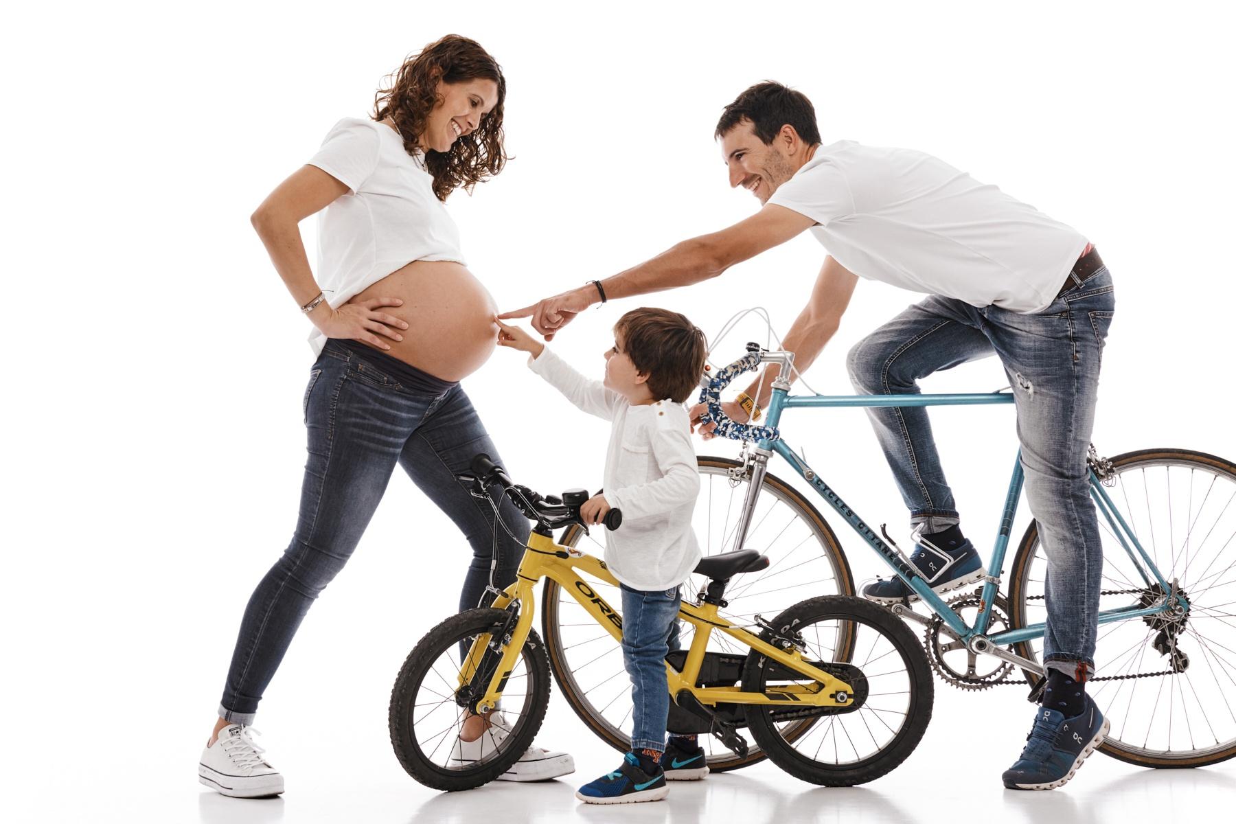 embaràs i nounat - Sessió de d´embaràs i nounat a La Garriga