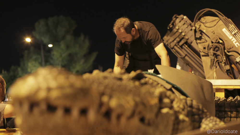 Gustavo - Andreu Moreno, Escultor