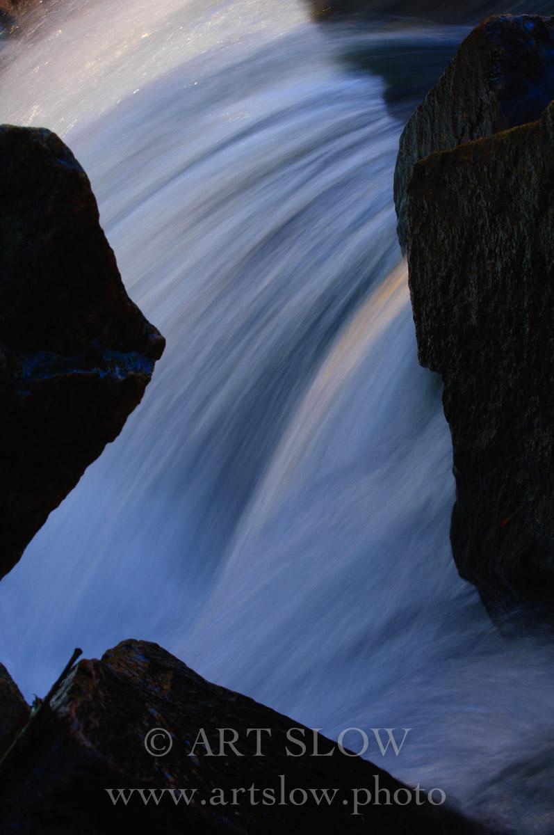 Silencio del Agua – Santa Fe, Parque Natural del Montseny, Catalunya. Edición: 10/10 + 2P/A - Agua es vida - Agua