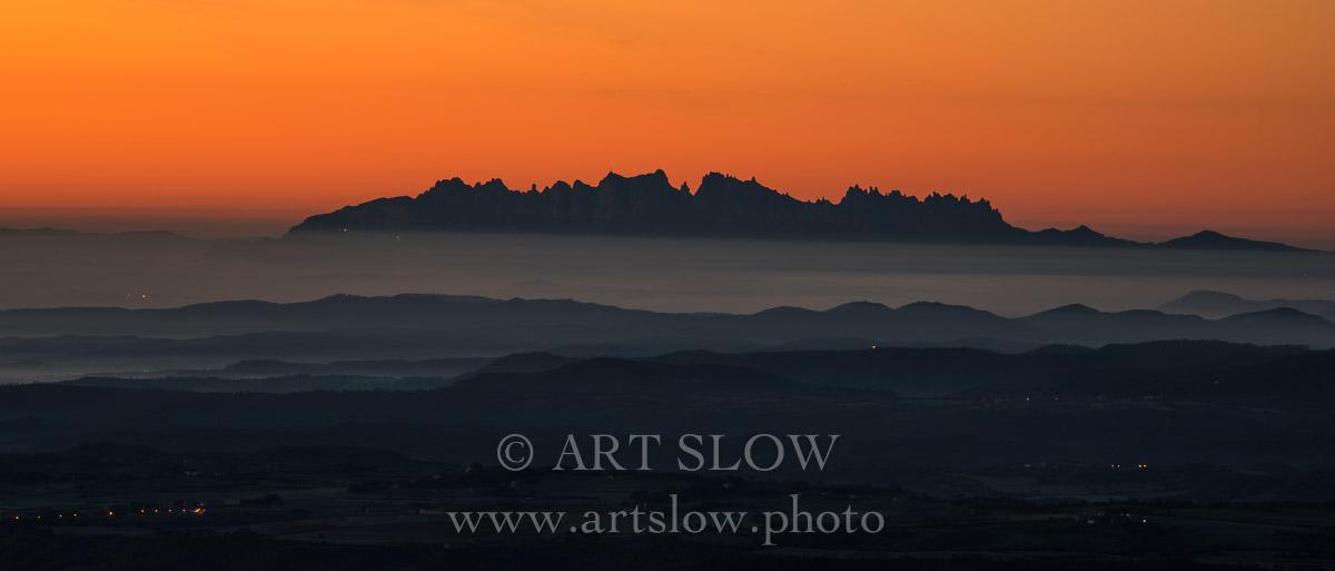 Momento Sagrado - Montserrat, Catalunya. Edición: 10/10 + 2P/A - Paisaje Slow - Paisajes Relajantes