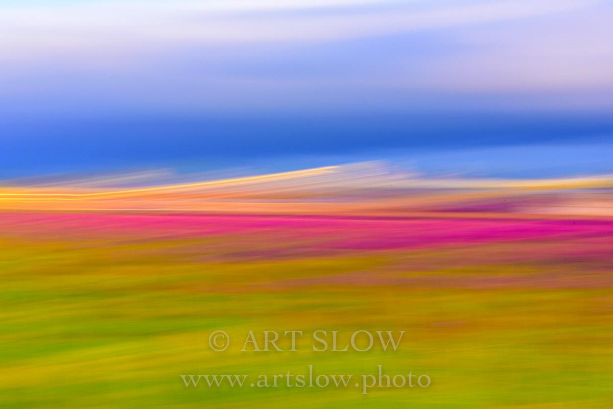 Esencia de colores -  Leiden, Holanda. Edición: 09/10 + 2P/A - Paisaje Slow - Paisajes Relajantes