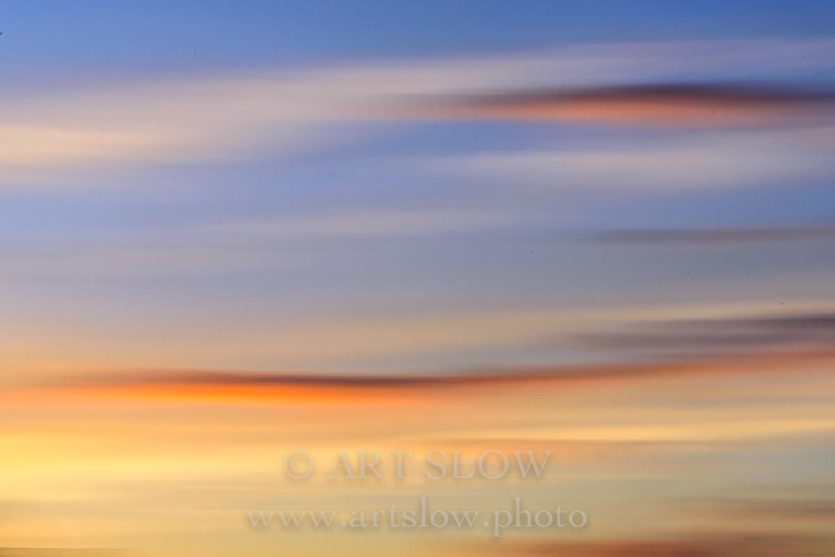 Como en un sueño - Espais Natural del Delta del Rio Llobregat, El Prat, Barcelona, Catalunya. Edición: 10/10 + 2P/A - Cielos y Nubes - Cielos y Nubes