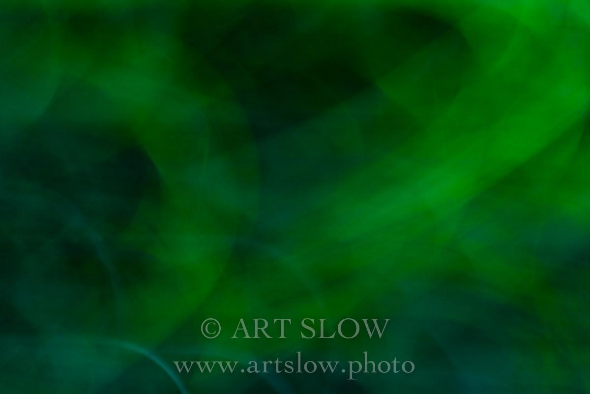Verdes Profundos - Aiguablava, Begur, Costa Brava, Girona, Catalunya. Edición: 10/10 + 2P/A - Naturaleza Abstracta - Naturaleza Abstracta
