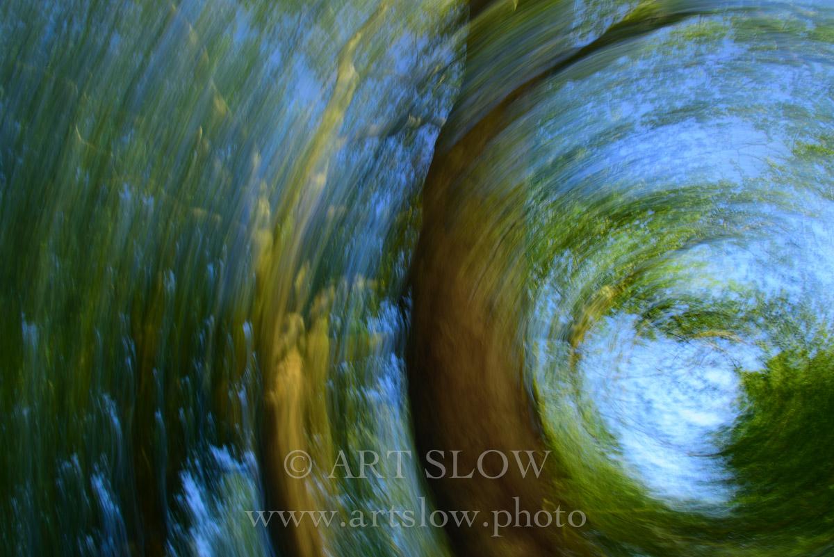 El circulo de los amantes - Wageningen, Holanda. Edición: 10/10 + 2P/A - Naturaleza Abstracta - Naturaleza Abstracta