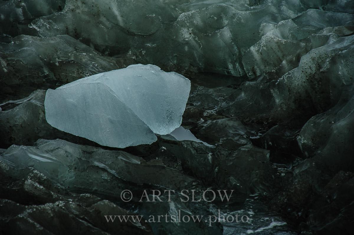Texturas heladas - Glaciar Eqip Sermia, Greenland. Edición: 10/10 + 2P/A - Greenland Catedrales de Hielo - Catedrales de Hielo