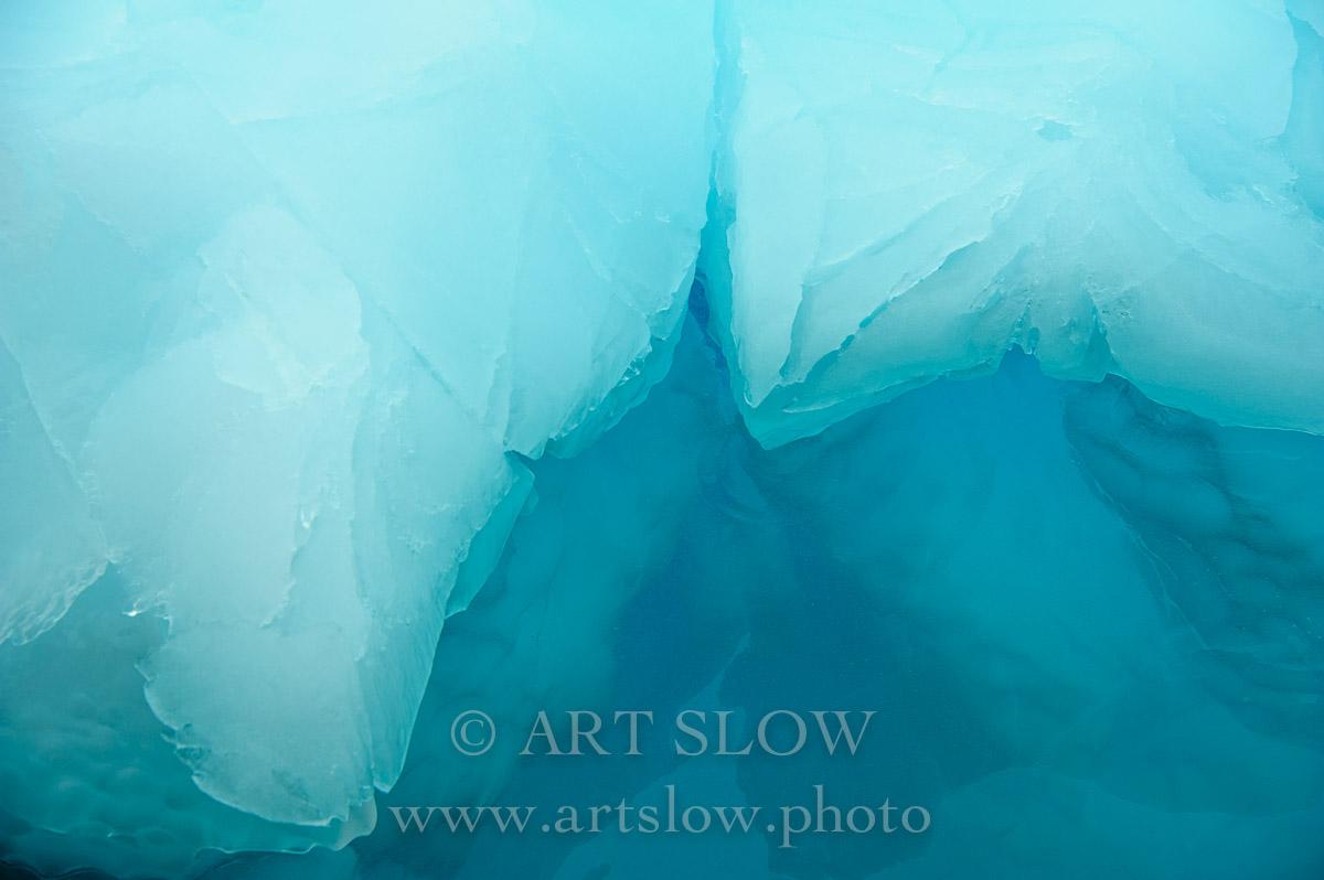 Corazón de Glaciar - Glaciar Eqip Sermia, Greenland. Edición: 10/10 + 2P/A - Greenland Catedrales de Hielo - Catedrales de Hielo