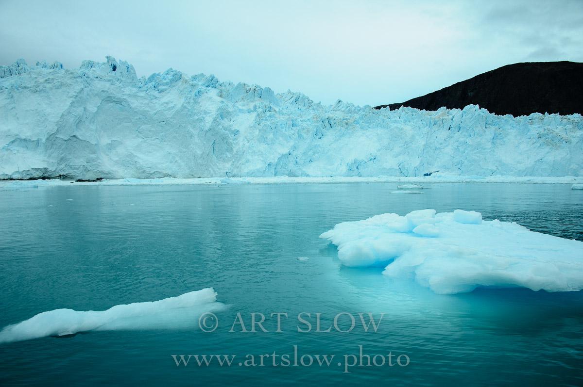 Tiempo congelado - Glaciar Eqip Sermia, Greenland. Edición: 10/10 + 2P/A - Greenland Catedrales de Hielo - Catedrales de Hielo