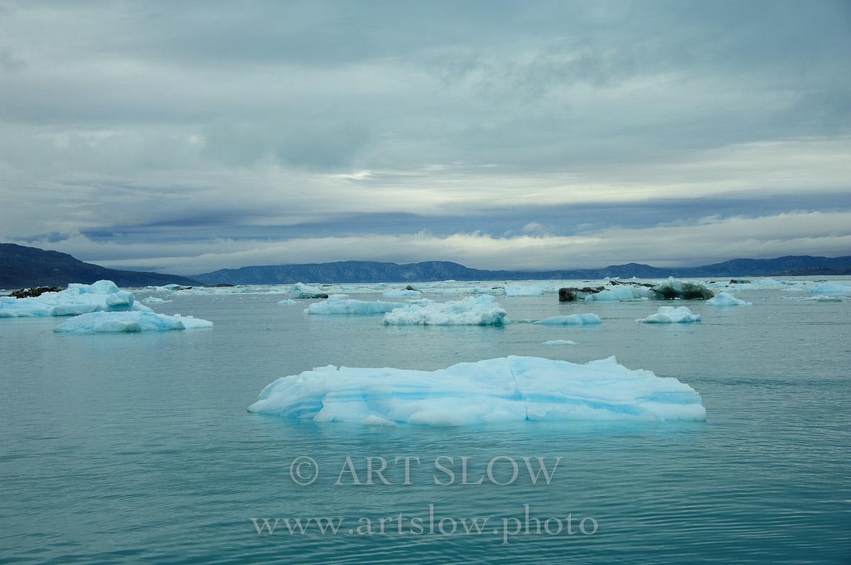 Sueño congelado - Fiordo Ikerasak Ataa Sund, Greenland. Edición: 10/10 + 2P/A - Greenland Catedrales de Hielo - Catedrales de Hielo