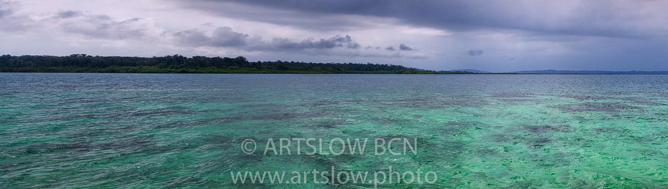 2002-9488-94-7Pano,Coral Key, Bocas del Toro,Isla de Colón, Panamá - Paisajes Tropicales - ARTSLOW BCN GALLERY SHOP, www.artslow.photo