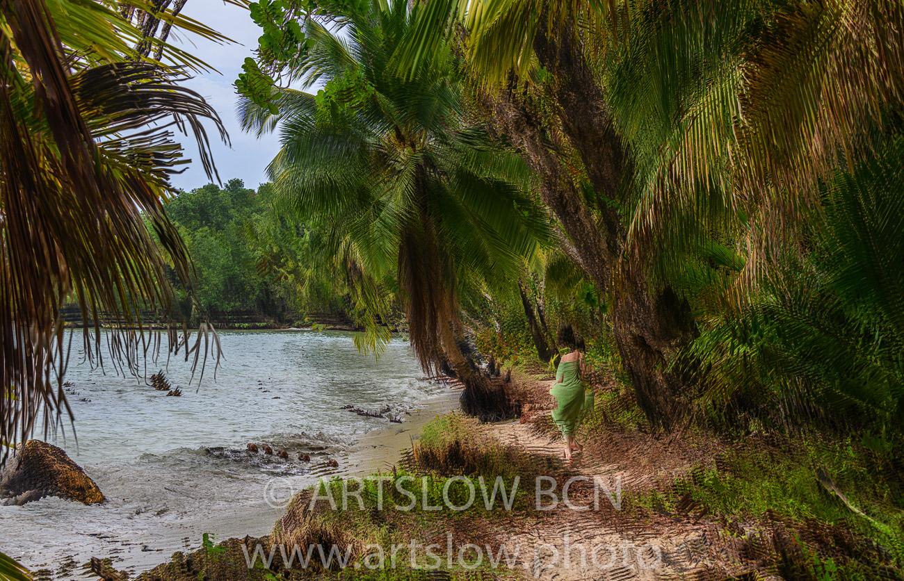 2002-9285-Caribe Idílico, Bocas del Toro,Isla de Colón, Panamá - Paisajes Tropicales - ARTSLOW BCN GALLERY SHOP, www.artslow.photo
