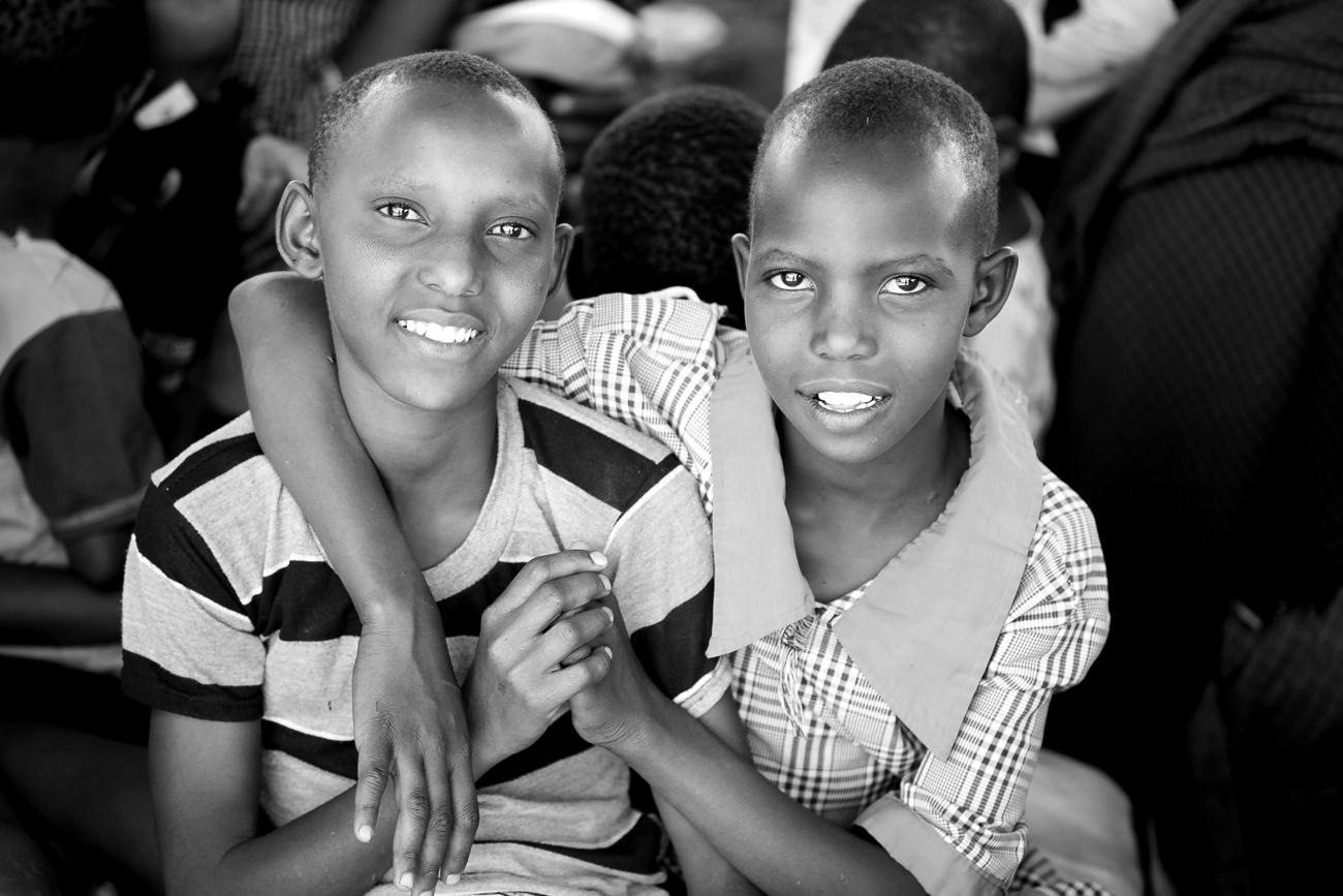 Kenya Portraits - Augusto Rodríguez, Landscape & Portrait