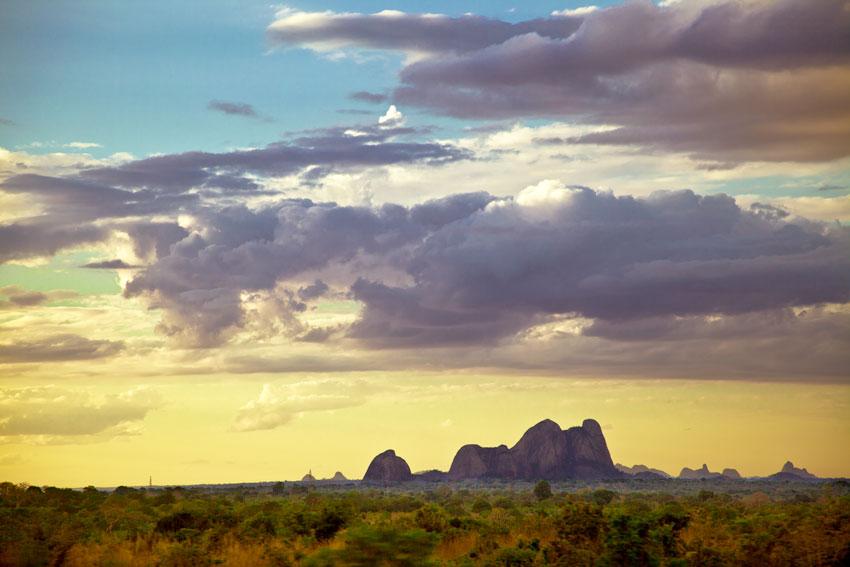 Nampula -  Norte de Mozambique paisajes - Augusto Rodríguez, Landscape & Portrait