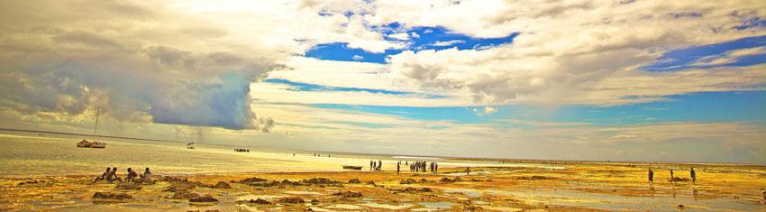 Amanecer playa de wimby- Pemba -  Norte de Mozambique paisajes - Augusto Rodríguez, Landscape & Portrait