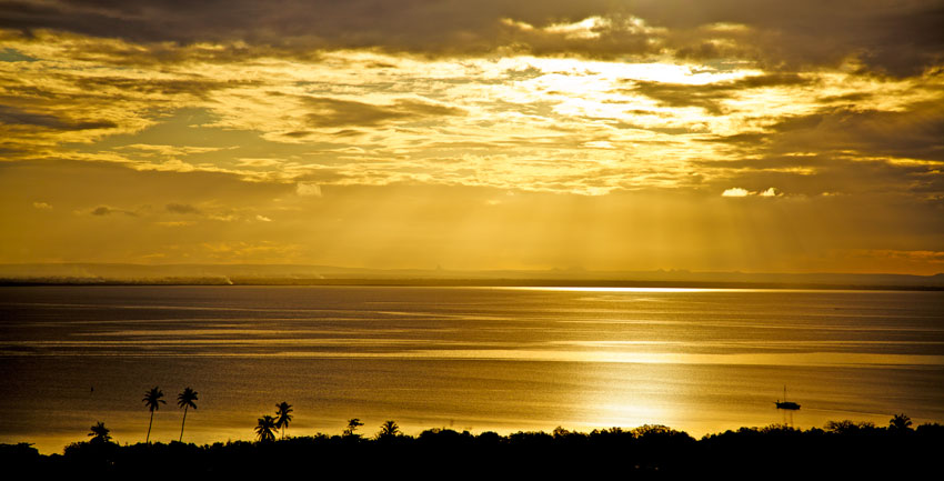 Bahía de Pemba -  Norte de Mozambique paisajes - Augusto Rodríguez, Landscape & Portrait