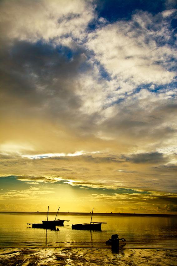 Mocimboa da Praia -  Norte de Mozambique paisajes - Augusto Rodríguez, Landscape & Portrait
