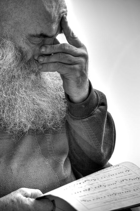 Retratos blanco y negro  - Augusto Rodríguez, Landscape & Portrait