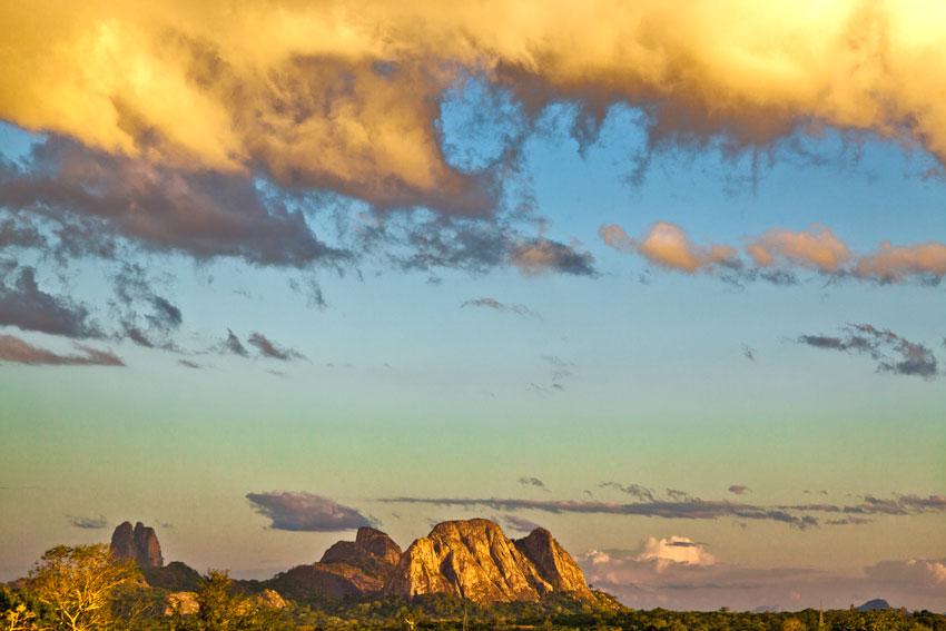 Metoro- cabo delgado -  Norte de Mozambique paisajes - Augusto Rodríguez, Landscape & Portrait