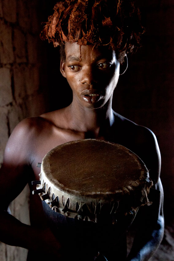 Macuas Norte de Mozambique - Augusto Rodríguez, Landscape & Portrait