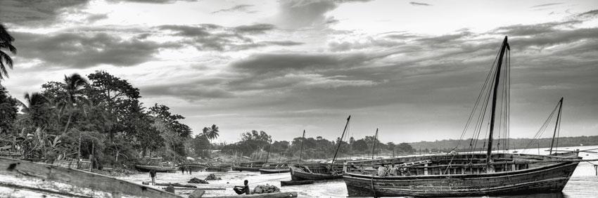 Mocimboa da Praia- Cabo Delgado - Mozambique varios - Augusto Rodríguez, Landscape & Portrait