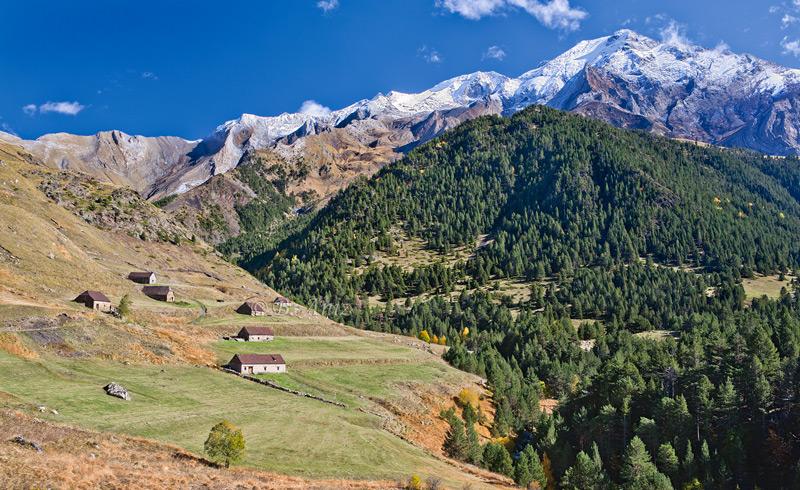 Bordas de Biadós. - Otoño en el Pirineo - Bakartxo Aniz Aldasoro, Fotografía de naturaleza, etnografía y viajes