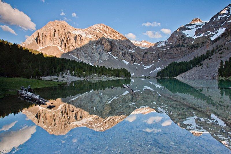 Ibón de la Basa Mora - Pirineos - Paisaje - Bakartxo Aniz - Fotografías de paisajes en Pirineos, Suiza y Venezuela.