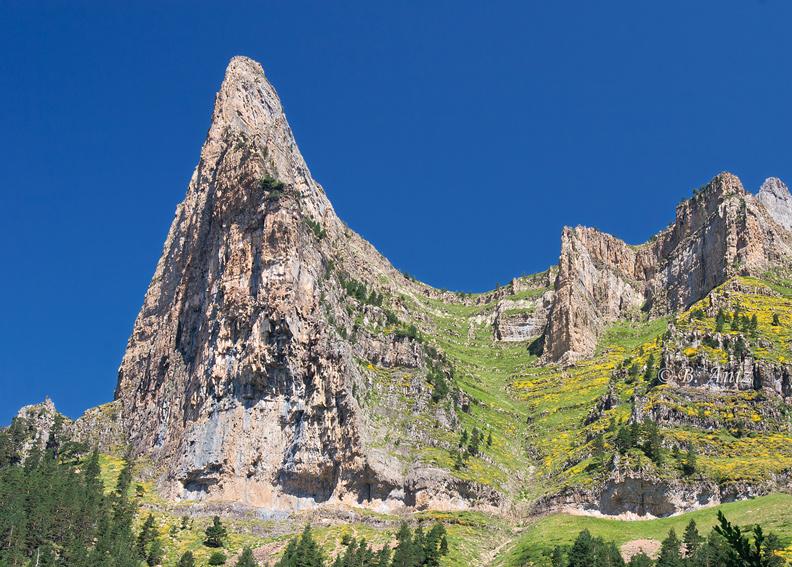 Tozal de Mallo - Pirineos - Paisaje - Bakartxo Aniz - Fotografías de paisajes en Pirineos, Suiza y Venezuela.