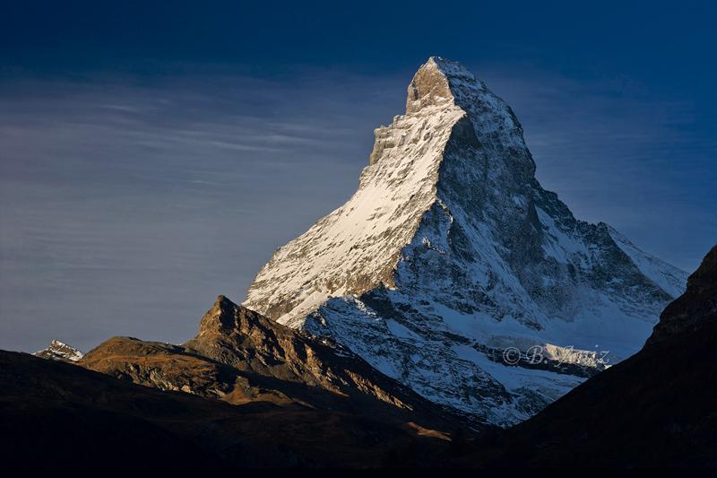 Cervino - Suiza - Paisaje - Bakartxo Aniz - Fotografías de paisajes en Pirineos, Suiza y Venezuela.