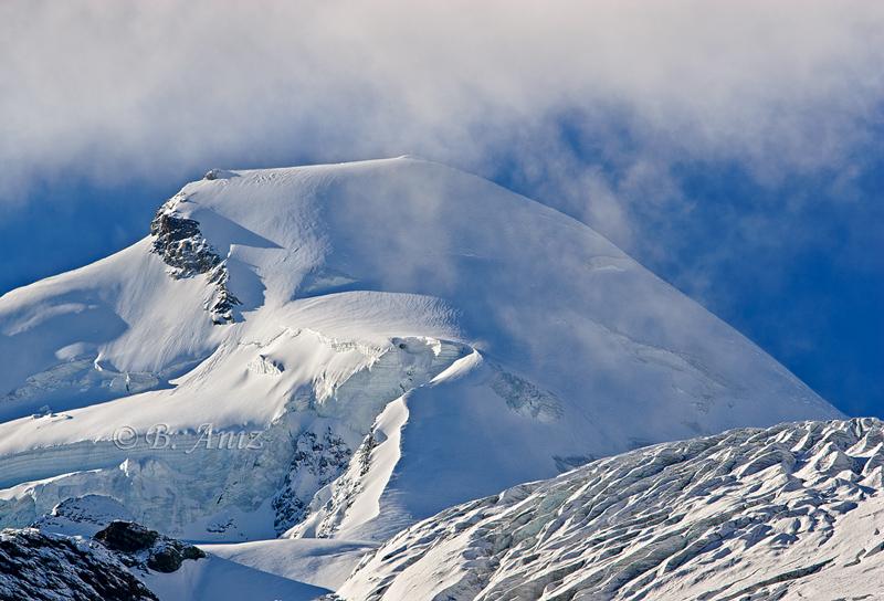 Saas Fee - Suiza - Paisaje - Bakartxo Aniz - Fotografías de paisajes en Pirineos, Suiza y Venezuela.