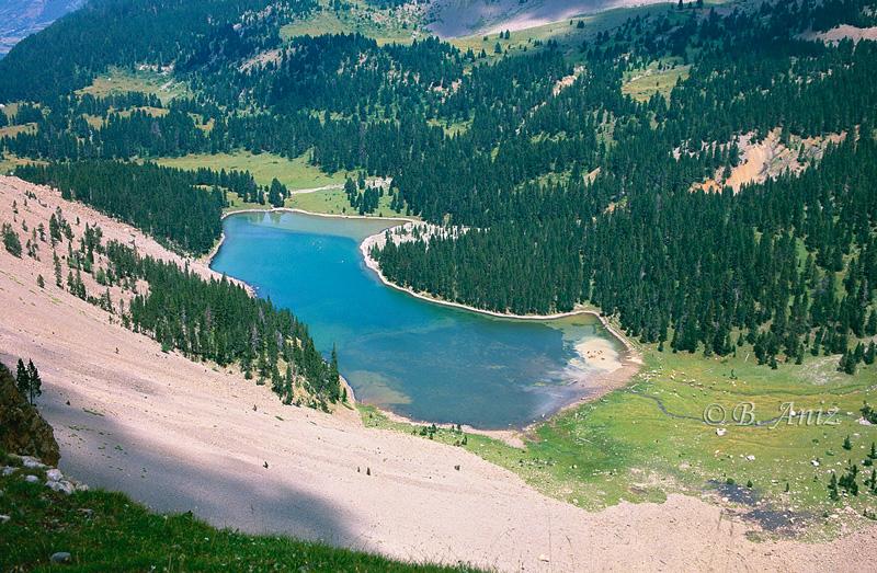 Ibón de Plan - Pirineos - Paisaje - Bakartxo Aniz - Fotografías de paisajes en Pirineos, Suiza y Venezuela.