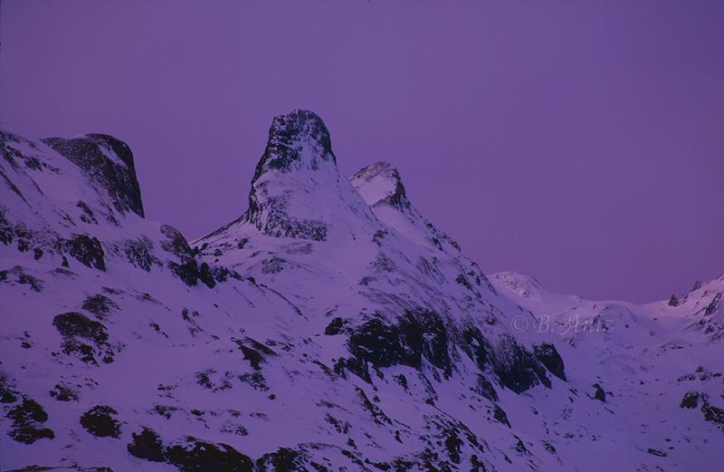 Resplandor alpino - Paisaje - Bakartxo Aniz - Fotografías de paisajes en Pirineos, Suiza y Venezuela.