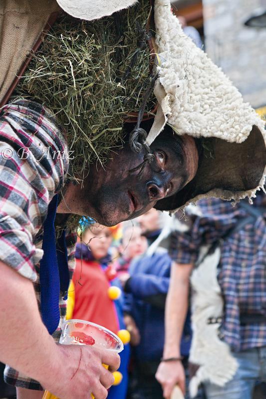 Onso - Carnavales de Bielsa - Bakartxo Aniz - Fotografías del Carnaval de Bielsa.