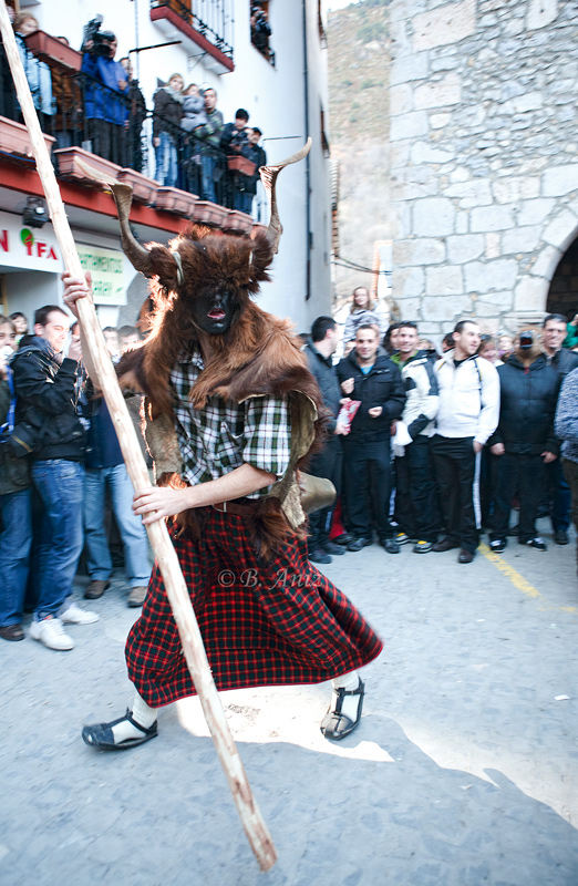 Tranga - Carnavales de Bielsa - Bakartxo Aniz - Fotografías del Carnaval de Bielsa.
