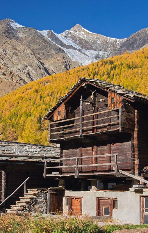 Alpes suizos - Bakartxo Aniz - Fotografías de los Alpes suizos. Cervino - Matterhorn.