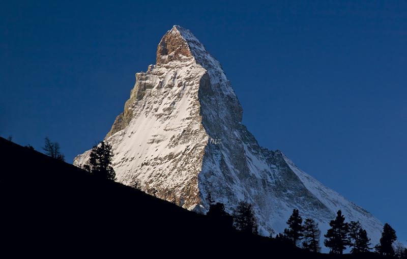 Cervino - Matterhorn - Alpes suizos - Bakartxo Aniz - Fotografías de los Alpes suizos. Cervino - Matterhorn.