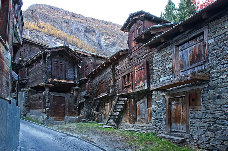Zermatt - Alpes suizos - Bakartxo Aniz - Fotografías de los Alpes suizos. Cervino - Matterhorn.