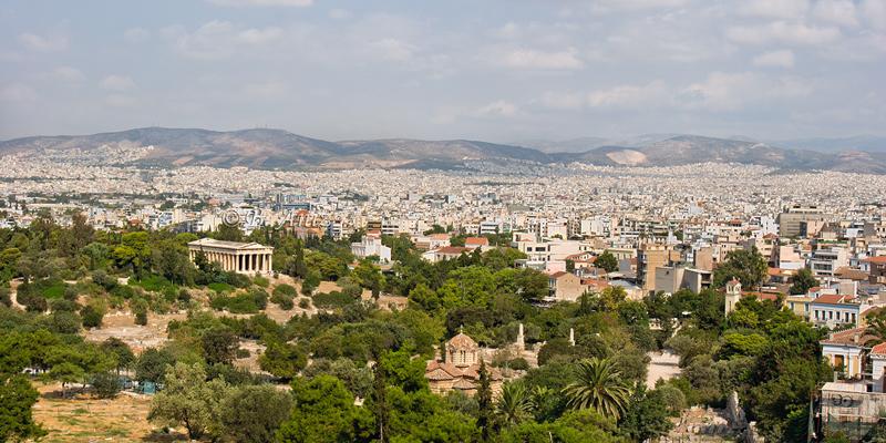 Atenas - Grecia - Bakartxo Aniz - Fotografías de Grecia. Naxos, Santorini.